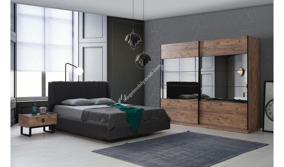 İnegöl Moda Yatak Odası Takımı
